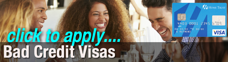 Apply for a Home Trust Visa Secured Credit Card for Bad Credit
